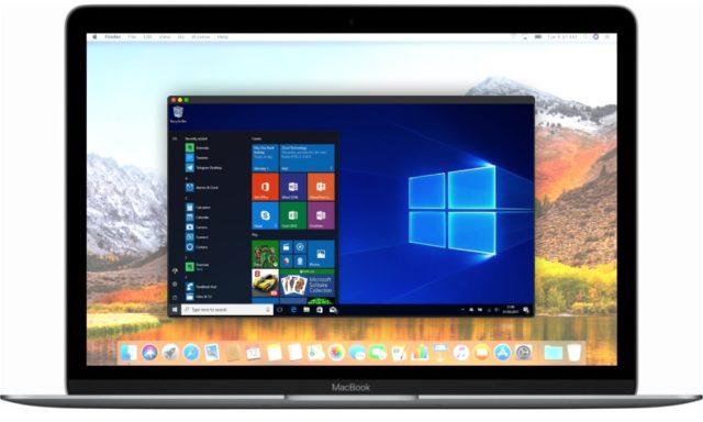 Macで仮想環境を立ち上げWindowsを使う