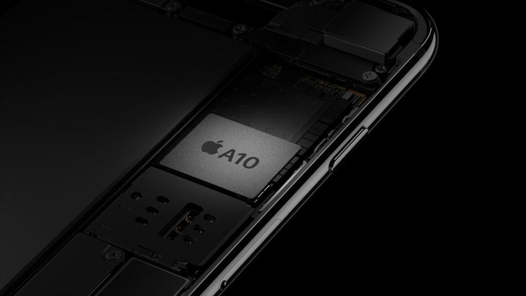 iPhone7とA10